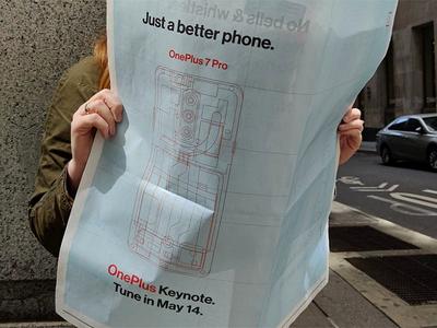 Характеристики и дизайн OnePlus 7 Pro раскрыты новой утечкой
