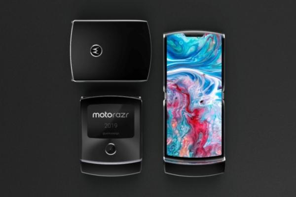 Lenovo показала ролик со складным смартфоном Motorola RAZR