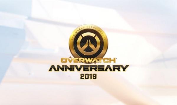 Годовщина Overwatch: новые скины и бесплатная неделя