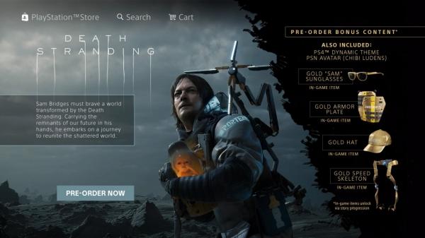 Официальный аккаунт PlayStation раскрыл дату релиза Death Stranding