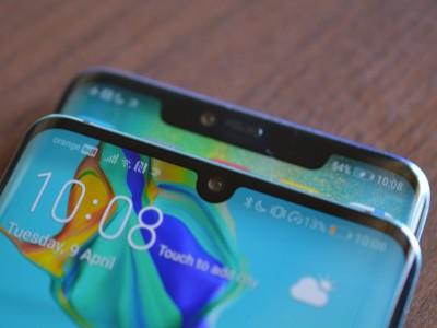 Huawei придумала новый способ борьбы с «чёлками»
