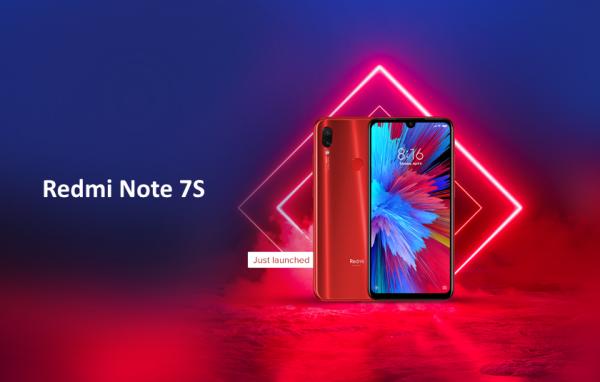 Redmi Note 7S: копия глобальной версии Redmi Note 7 для индийского рынка