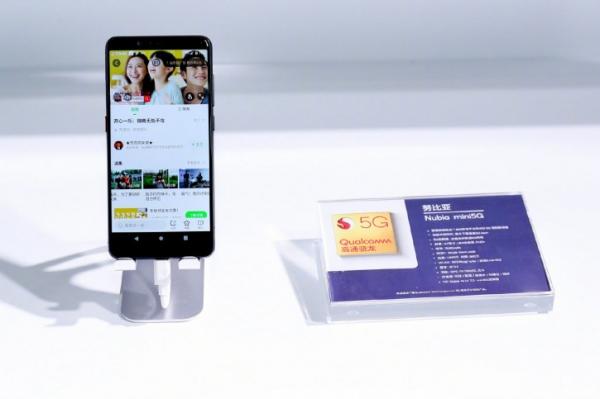 Nubia mini 5G – самый маленький на Snapdragon 855