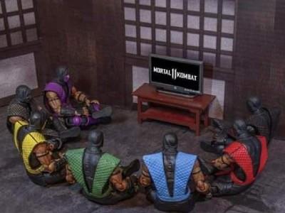Журналисты собрали все фаталити серии Mortal Kombat в одном видео