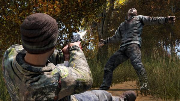Глючные зомби изDayZ доберутся доPlayStation 4 уже вмае