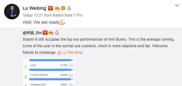 Флагман Redmi с чипом Snapdragon 855 будет производительней Xiaomi Mi 9