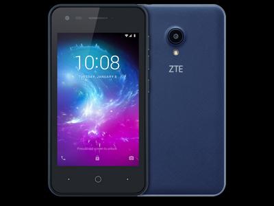 ZTE представила в России бюджетные смартфоны от 2790 рублей
