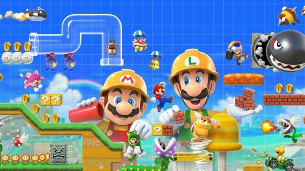 Super Mario Maker 2: кооперативная игра, новые персонажи и многое другое