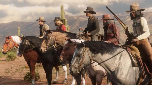 Rockstar выводит Red Dead Online избеты, добавив новые режимы, миссии иактивности