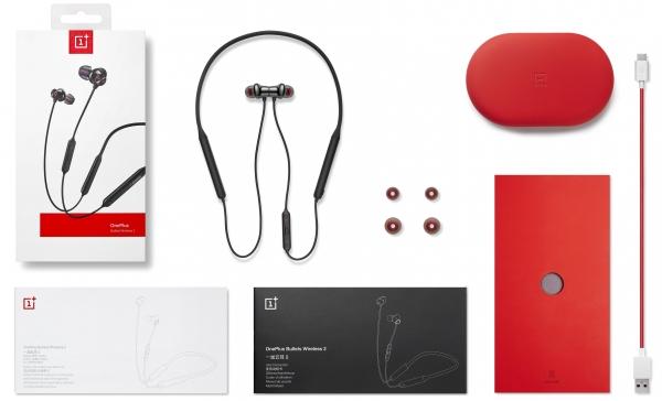 OnePlus Bullets Wireless 2: беспроводные наушники с быстрой зарядкой, автономностью до 14 часов и ценником в $100