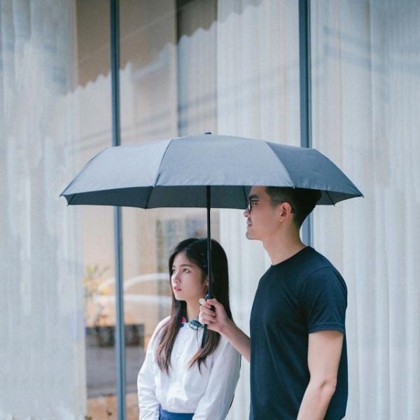 Xiaomi Empty Valley Automatic Umbrella: зонтик для двоих с прочной конструкцией и ценником в $7