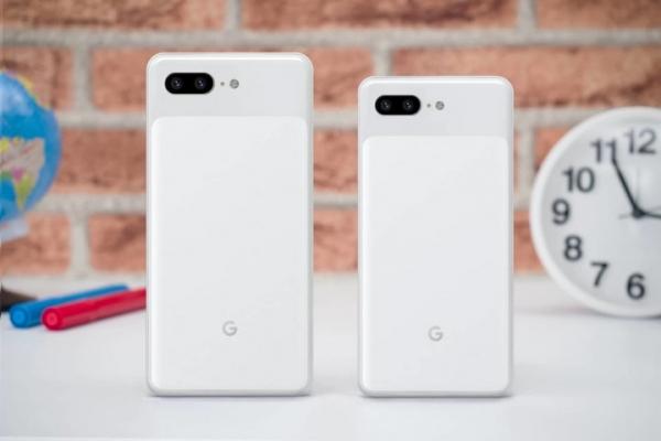 Google Pixel 4 избавится от всех физических кнопок