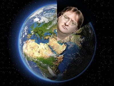 В Steam зарегистрировалась почти 1/7 населения Земли