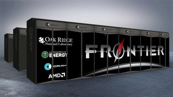 AMD собирает самый быстрый суперкомпьютер размером с две баскетбольные площадки
