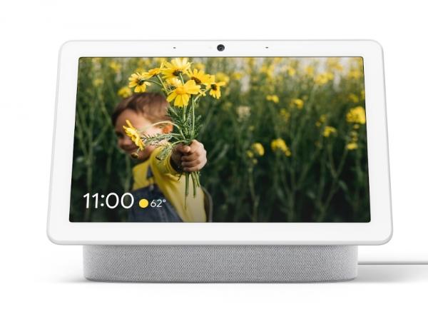 Google Nest Home Hub Max: 10-дюймовый смарт-дисплей с камерой и ценником в $230