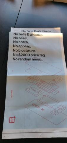 OnePlus рассказала о главных особенностях будущего флагмана