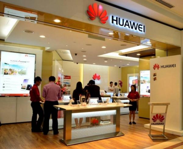 Рестораны начали предлагать скидку владельцам смартфонов Huawei
