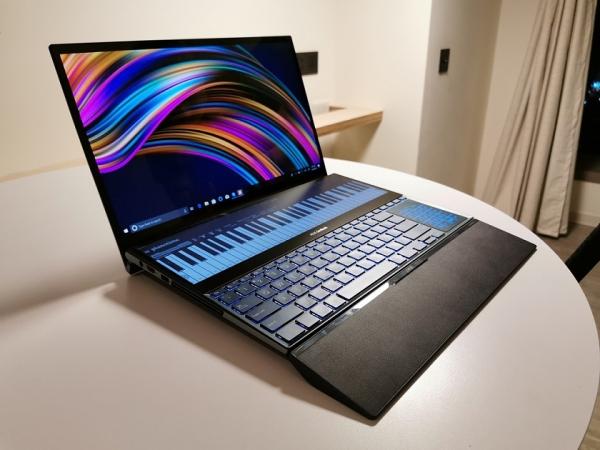 ZenBook Pro Duo и ZenBook Duo: ещё два ноутбука ASUS с Computex 2019