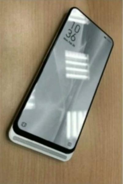 Младшая модель флагмана Asus ZenFone 6 появилась на фотографиях в форм-факторе двойного слайдера