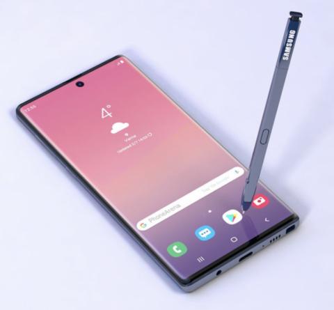 Инсайды #1718: Samsung Galaxy Note10, HONOR 20 Pro, Motorola Moto E6, сгибаемый Google Pixel
