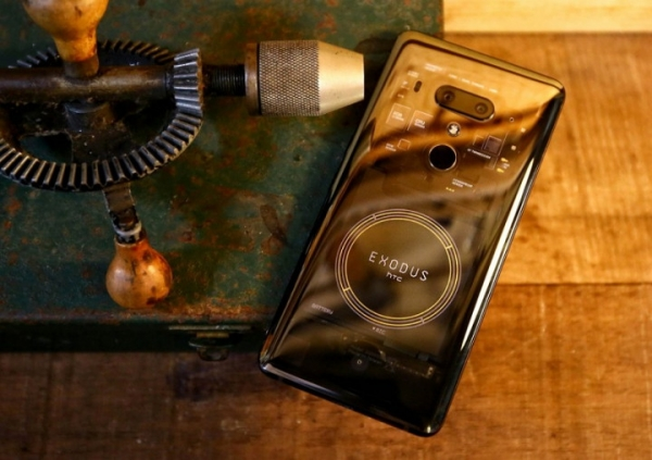 HTC выпустит второй блокчейн-смартфон