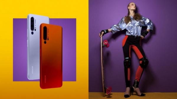 Промо-фото Honor 20 Pro показали дизайн и подтвердили Quad-камеру