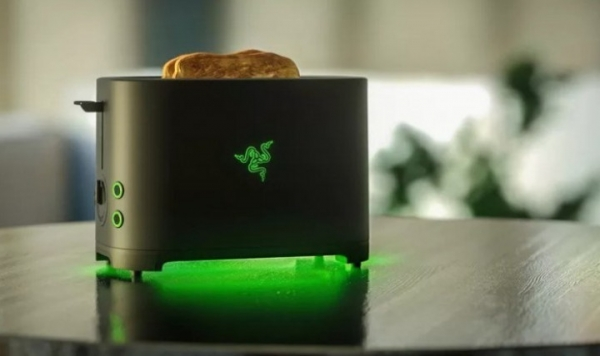 Razer выпускает тостер по требованию поклонников