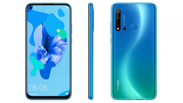 Huawei готовит смартфон P20 Lite 2019: «дырявый» 5.84-дюймовый экран и основная камера с четырьмя модулями