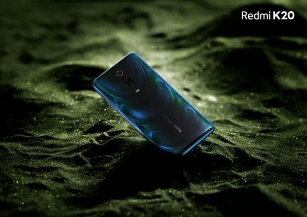 Redmi K20 появился на первых качественных рендерах с тройной основной камерой (обновлено)