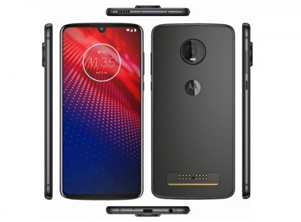 Motorola всё-таки выпустит две версии Moto Z4: одна из них получит чип Snapdragon 855 и тройную камеру