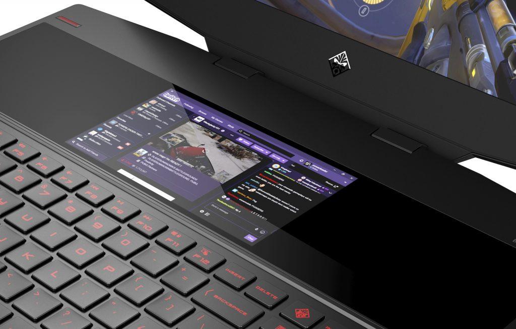 HP OMEN X 2S — первый ноутбук с 2 дисплеями