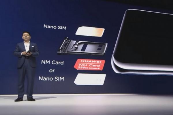 Huawei теперь не может выпускать смартфоны со слотом для карт microSD