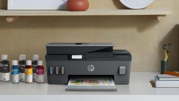 HP Neverstop Laser: первый в мире лазерный принтер без картриджа