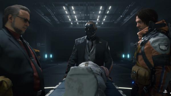 Sony выпустила трейлер Death Stranding, раскрыв дату релиза игеймплей игры