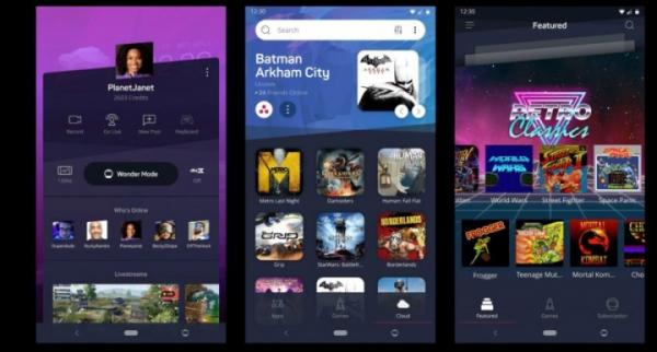WonderOS превратит смартфон в универсальное игровое устройство