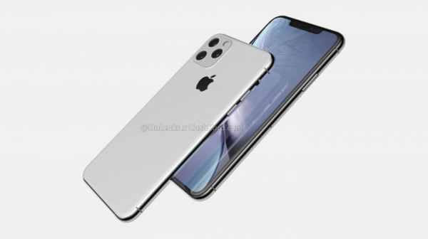 Рендеры iPhone XI Max и сравнение размеров с iPhone XI