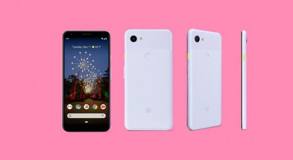 Рендеры в трех цветах и промо-материалы к Google Pixel 3a и 3а XL