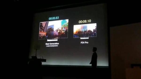 PS5 будет в 8 раз мощнее PS4 Pro