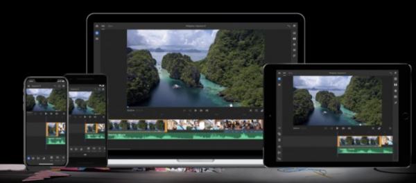 Видеоредактор Adobe Rush вышел на Android