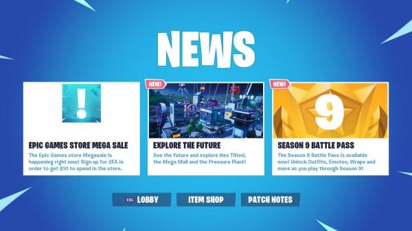 Epic Games Store проведет «мега-распродажу» иподарит геймерам $10 напокупку игр