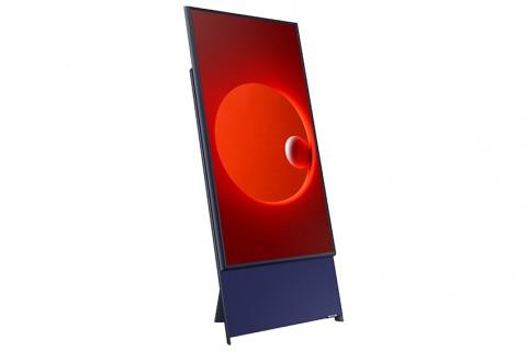 Samsung выпустила телевизор для просмотра вертикального видео