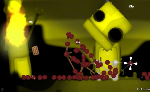 Причудливая головоломка World ofGoo стала бесплатной вEpic Games Store