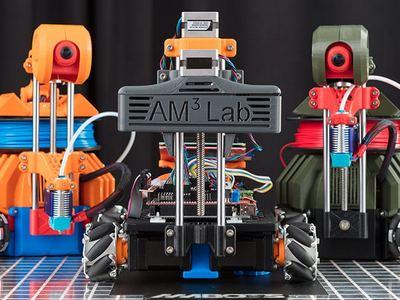 Роботы Ambots способны заменить строителей