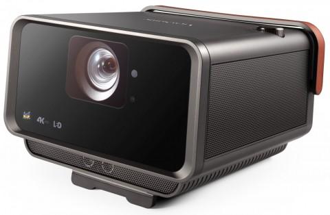 ViewSonic представила в России умный безламповый 4K-проектор