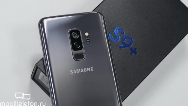 Galaxy S9+ со скидкой до 24 000 рублей и другие предложения по Samsung