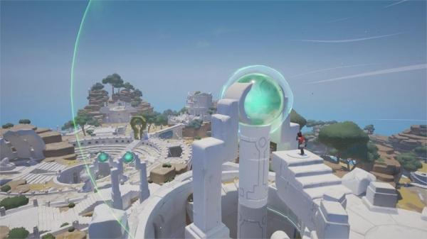 Сказочная головоломка Rime стала бесплатной вEpic Games Store наПК