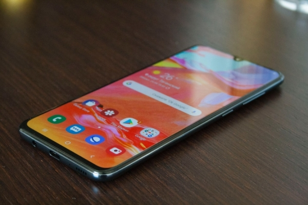 Samsung выпустит смартфон Galaxy A70S с 64-мегапиксельным сенсором ISOCELL Bright GW1