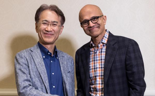 Альянс против Google Stadia? Microsoft иSony объединились для развития облачных технологий