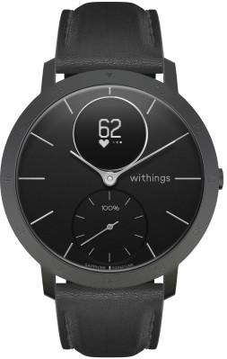 Withings Steel HR Sapphire Signature: гибридные смарт-часы с сапфировым стеклом и ценником в 300 евро
