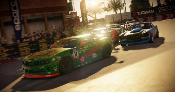 Codemasters анонсировала GRID— перезапуск культовой гоночной серии для нового поколения